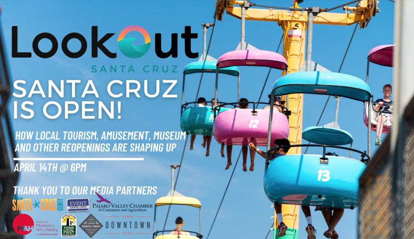 Santa Cruz is open event