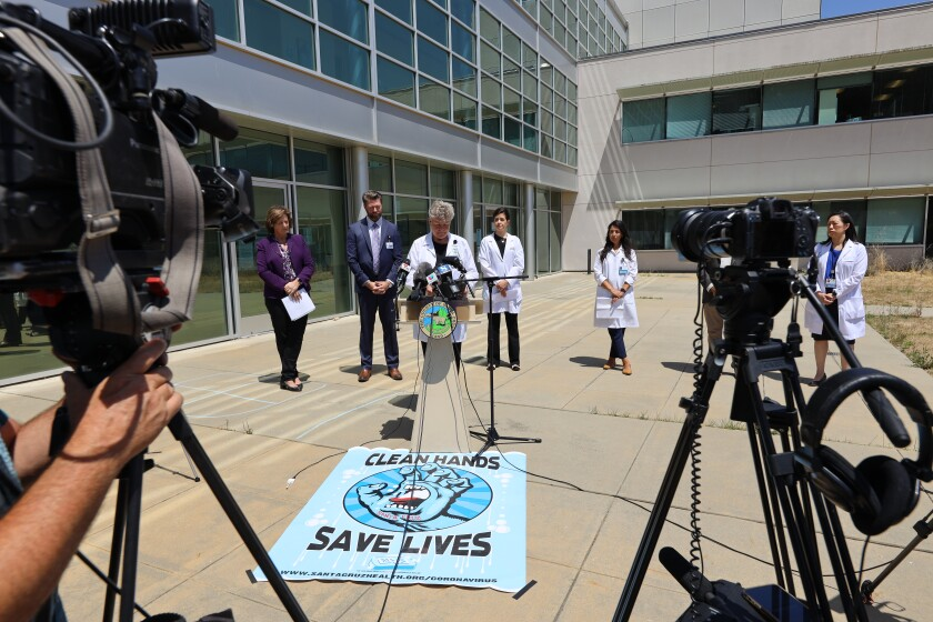 Medical leaders from around the county gathered on Thursday.