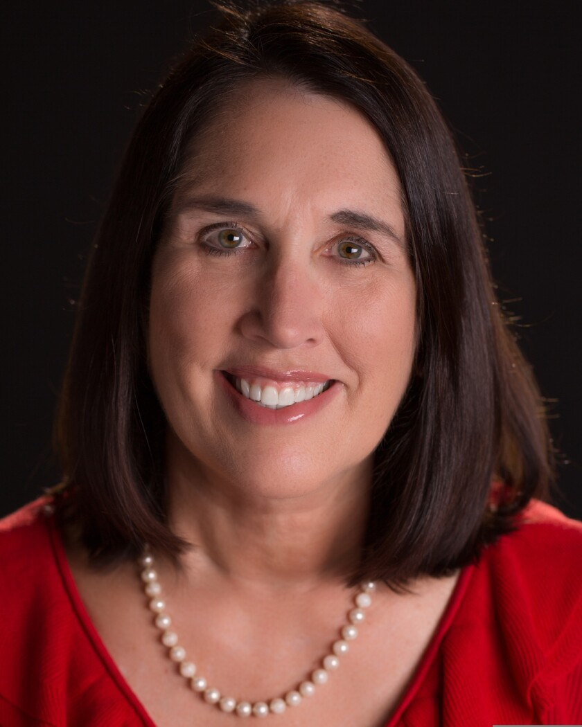 Carrie Birkhofer, President and CEO of Bay Federal