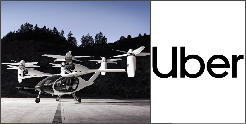 Uber is reportedly in talks with Santa Cruz-based Joby Aviation to sell its air-taxi business to Joby.