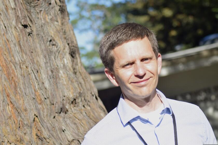 Dr. Robert Ratner, director of Santa Cruz County's Housing for Health division