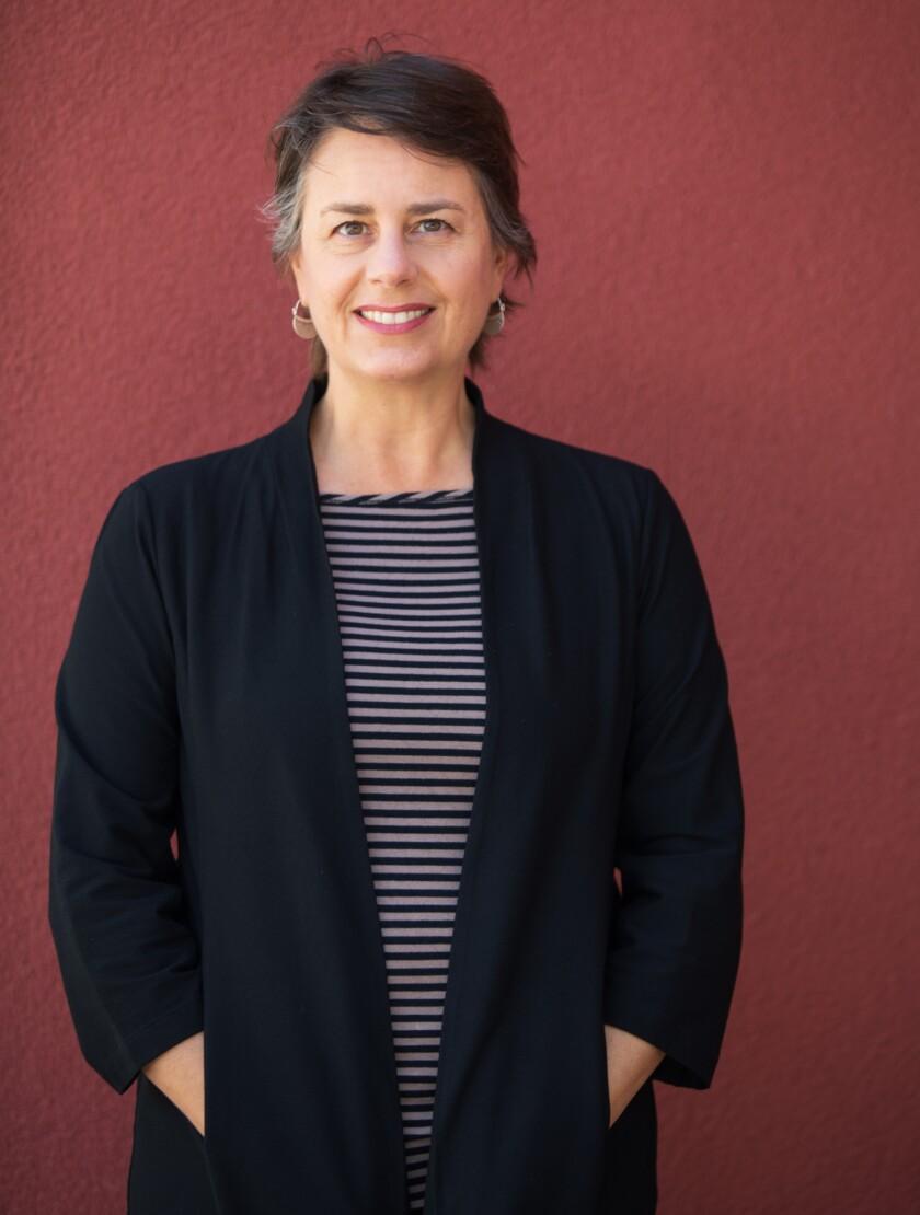 Associate Professor of Sociology Rebecca London