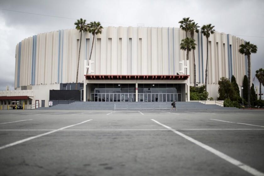 Pechanga Arena in San Diego