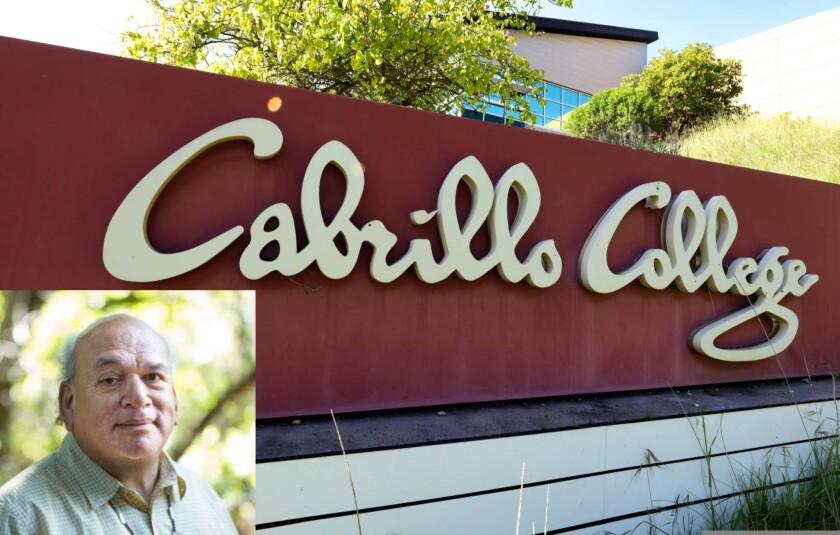 Valentin Lopez talks about the Cabrillo College name change.