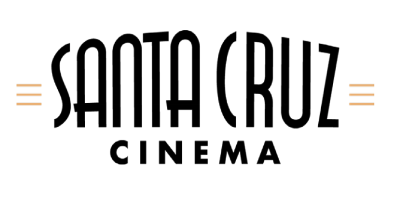 The Santa Cruz Cinema logo, soon to be a fixture at the former Cinema 9.