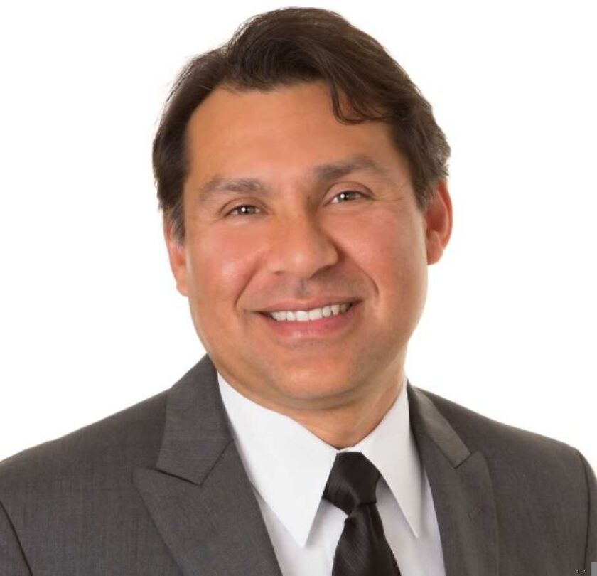 Santa Cruz City Manager Martín Bernal, who is set to retire later this year after 24 years at the city.