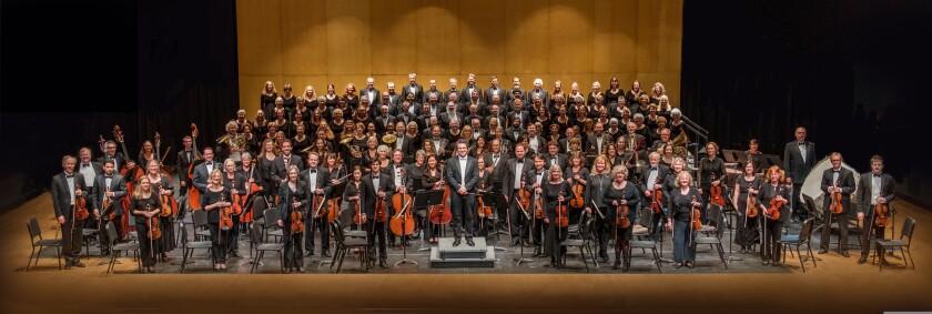 The Santa Cruz Symphony with Cheryl Anderson's Cabrillo Symphonic Chorus