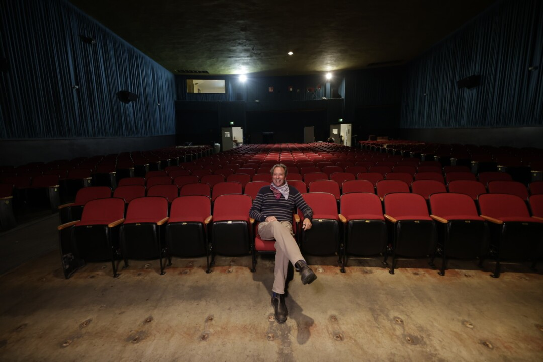 The Rio Theater and Laurence Bedford are looking forward to more guests soon.