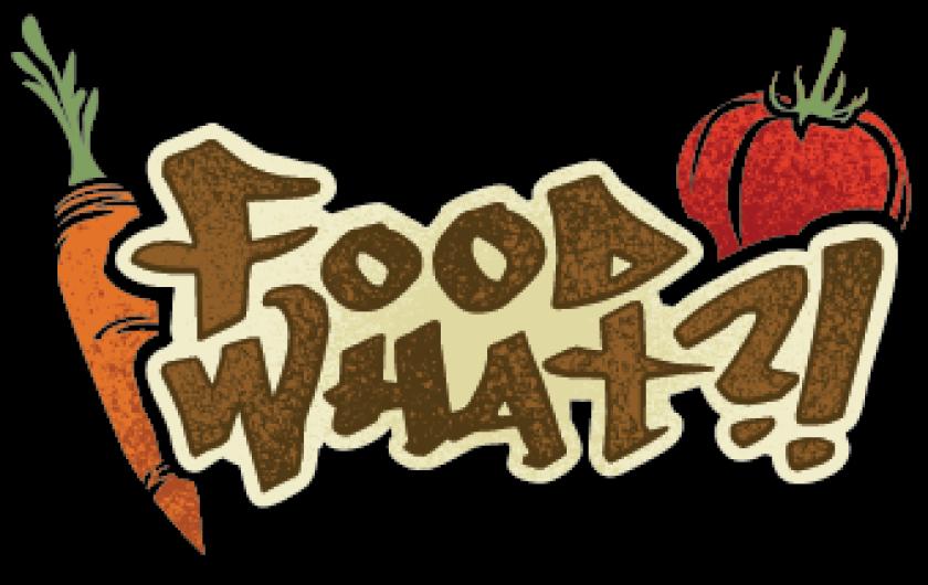 Food What logo