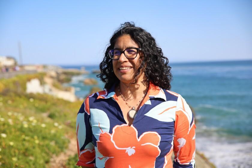 UC Santa Cruz Professor Erika Zavaleta