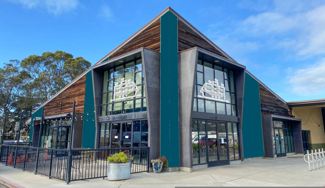 The Pacifica location is set to open in May.