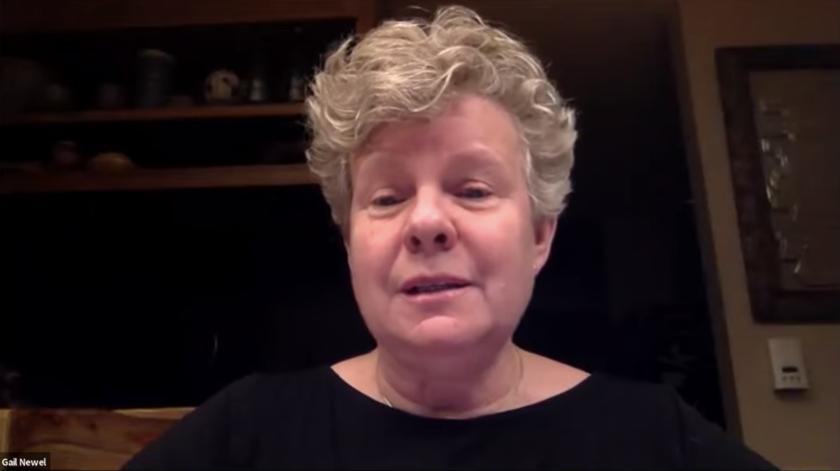 Santa Cruz County Health Officer Dr. Gail Newel