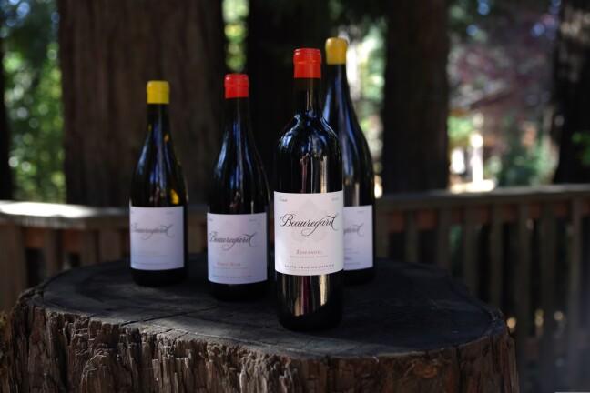 Beauregard Pinot Noir