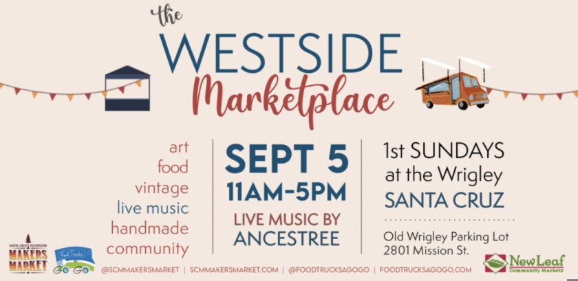 A flyer for the Westside Marketplace