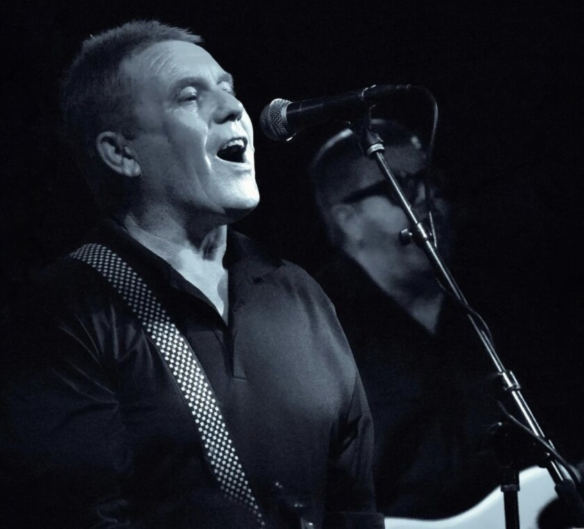 Dave Wakeling and the English Beat perform