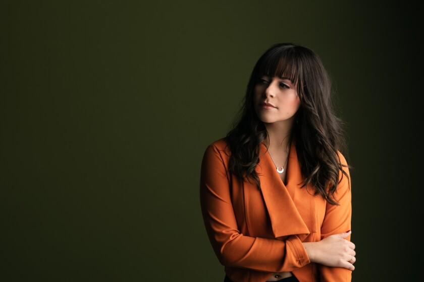 Singer, songwriter and Santa Cruz native Taylor Rae