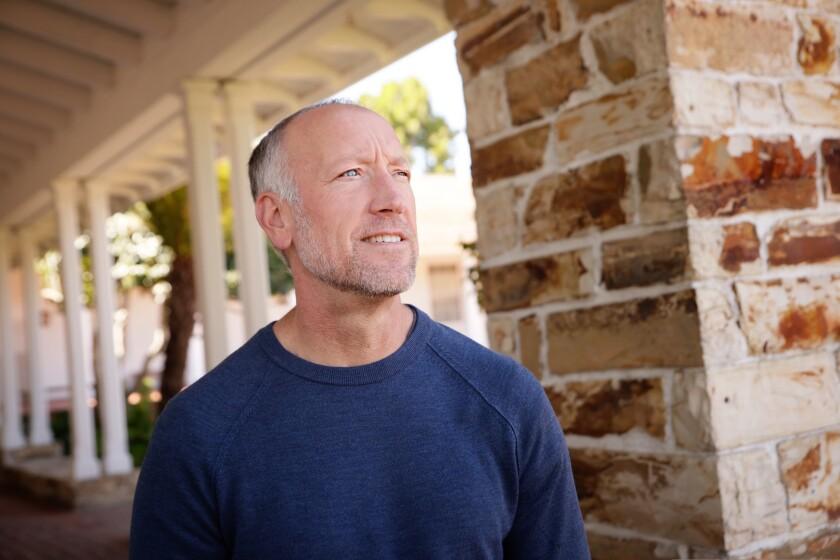 Santa Cruz city homelessness manager Larry Imwalle.