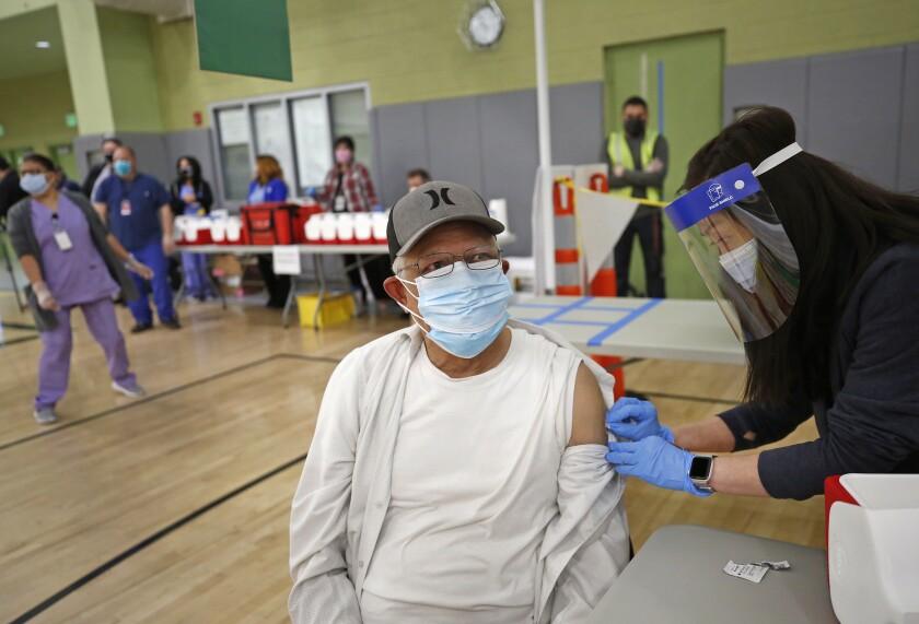 LA vaccine