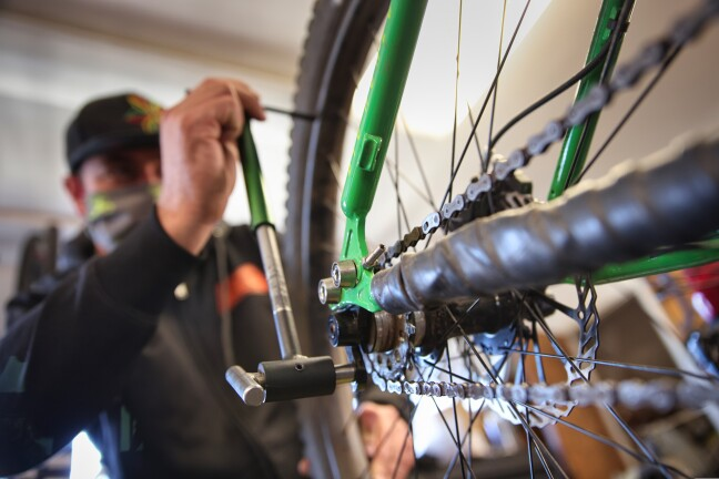 Bike tuneup