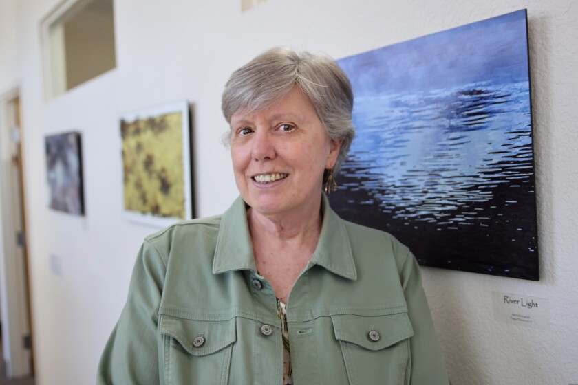 Santa Cruz Water Director Rosemary Menard.
