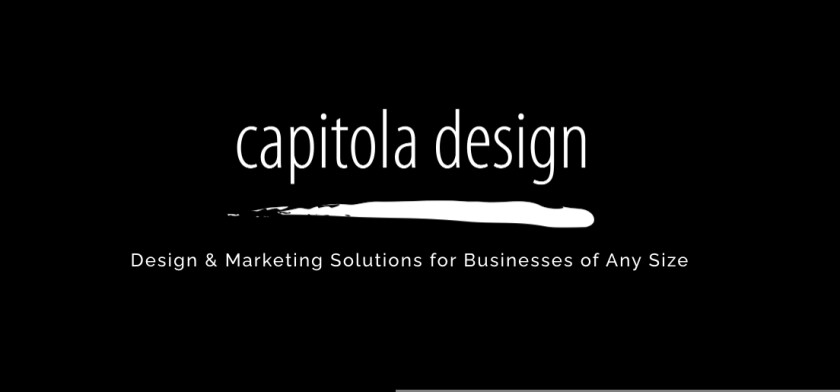 The Capitola Design homepage