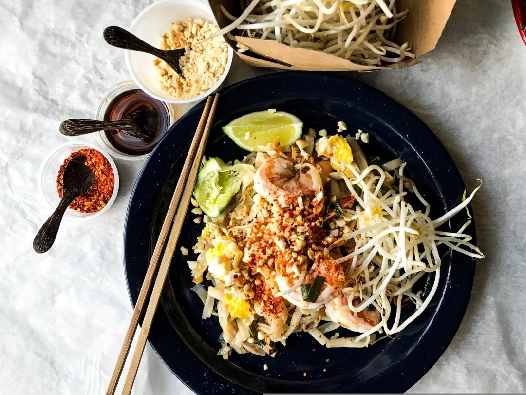 Pad Thai from Han Loh