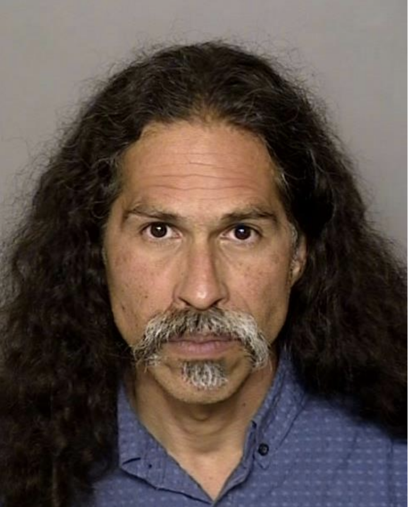 Former San Lorenzo Valley Unified School District teacher Michael Henderson