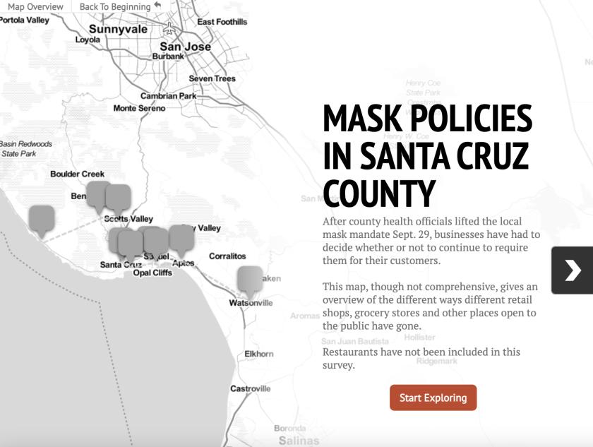 Mask mandate masks