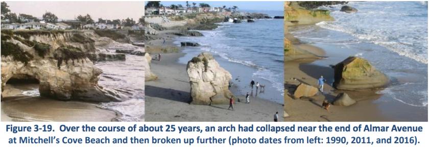 west cliff drive erosion