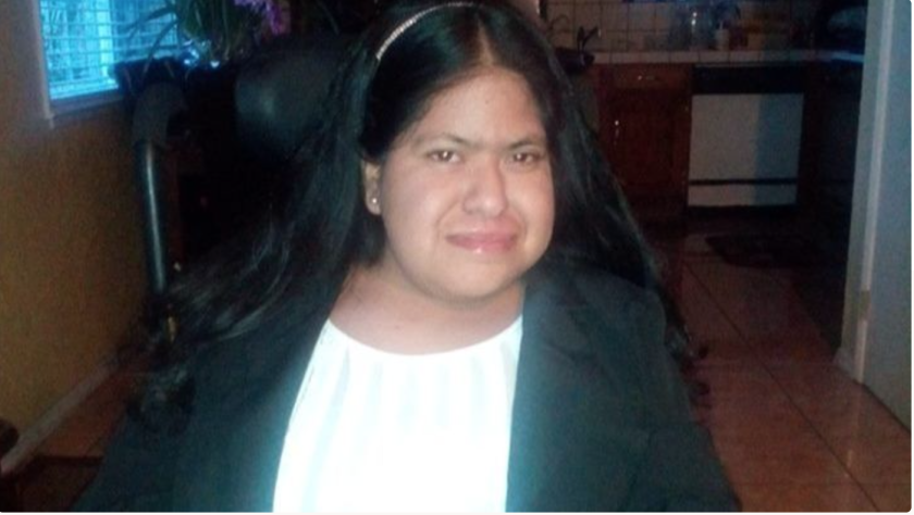 Miriam Villalobos, 30, died from COVID-19 complications on Dec. 17, 2020.