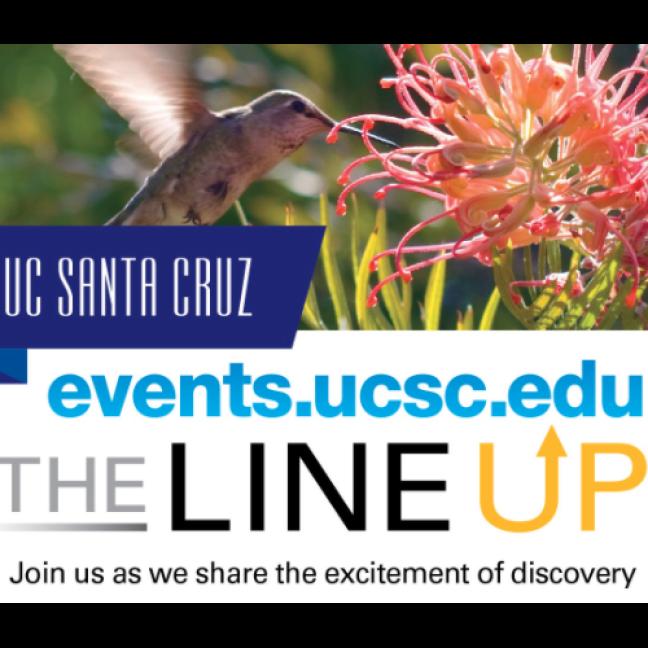 UC Santa Cruz Line Up Banner