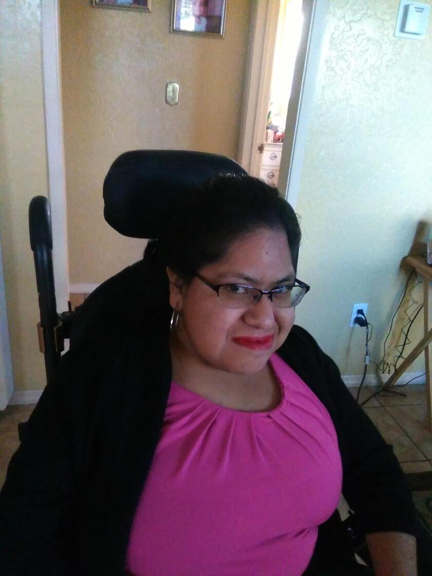 Miriam Villalobos, who died from COVID-19 on Dec. 17, 2020.