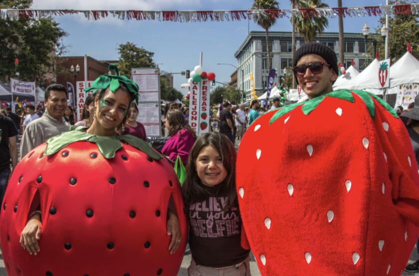 File photo from the Watsonville Strawberry Festival