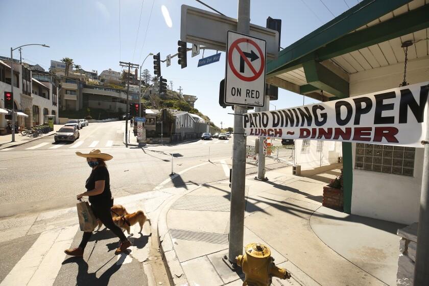 Street in LA