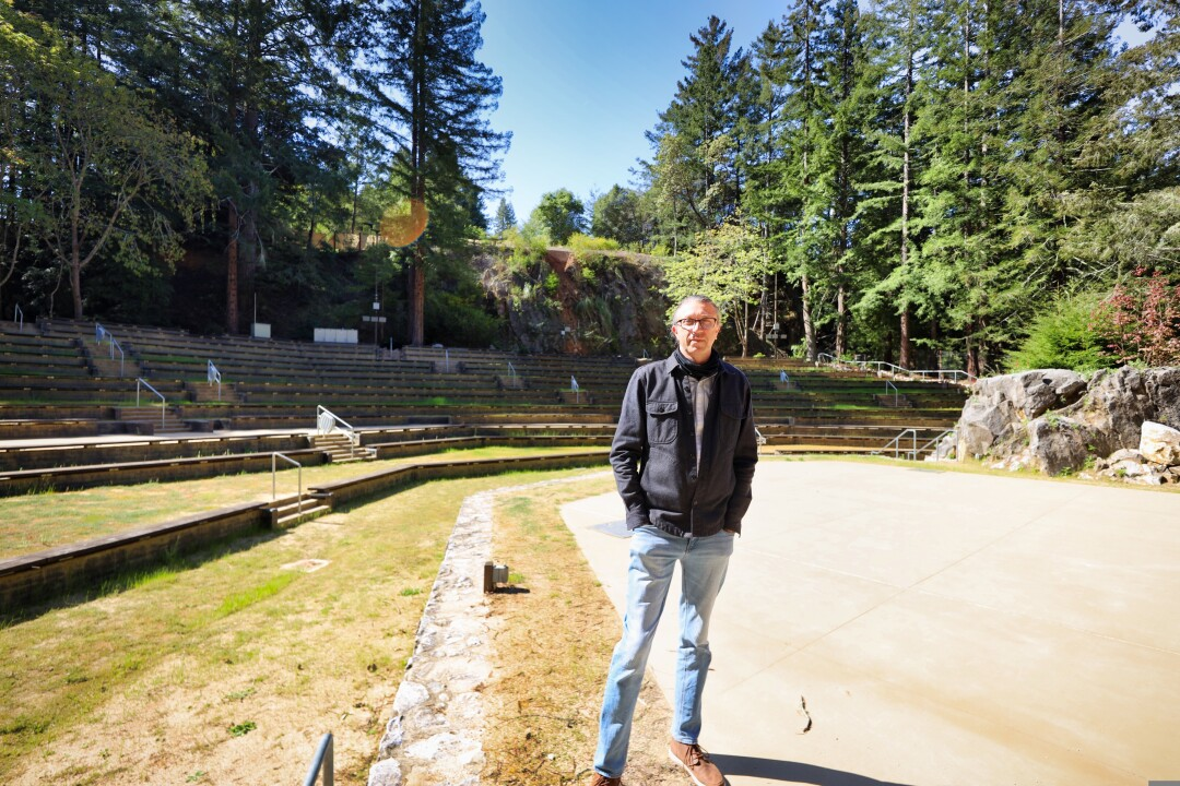 Jose Reyes-Olivas wants to teach UCSC students the art of putting on a show.