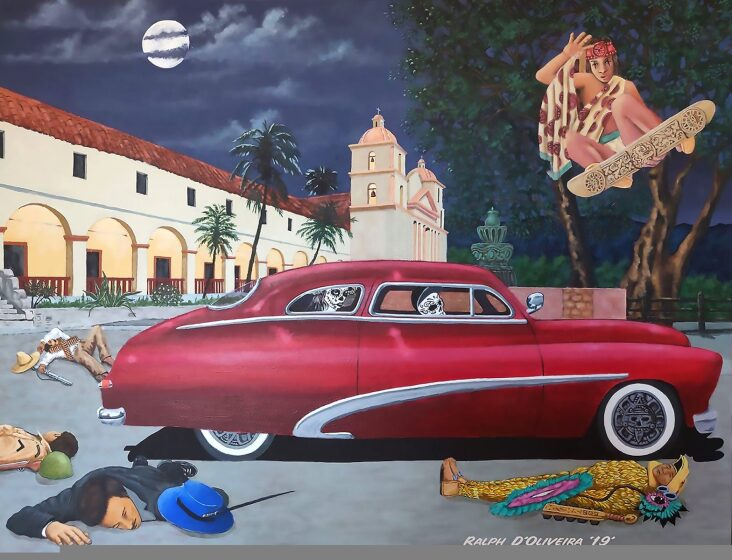 Viva Califas: Arts organizations come together to highlight the work of local Latinx artists