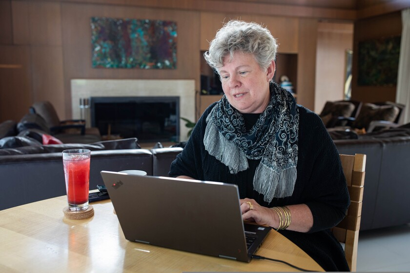The public pushback against Dr. Gail Newel's health orders started with angry calls and emails