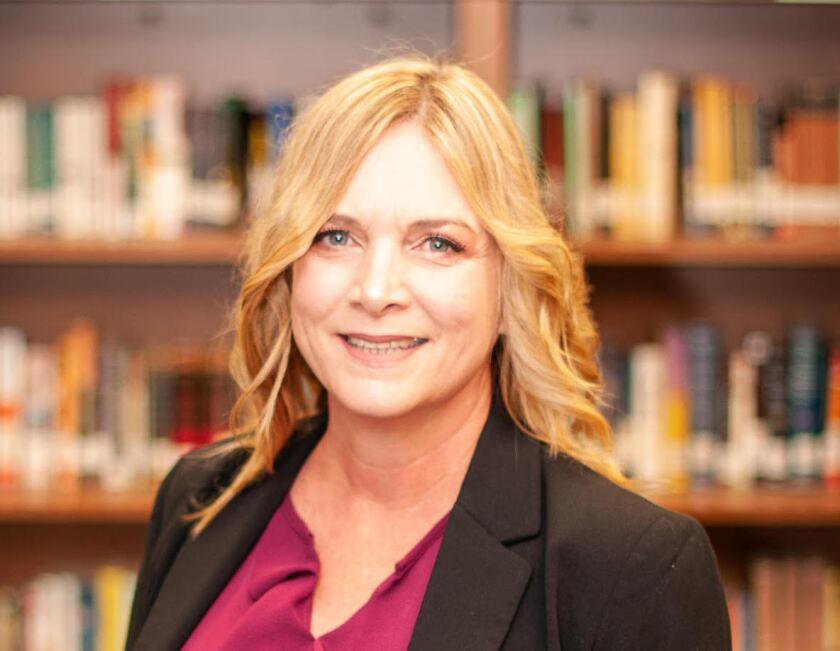 Georgia Acosta, Area II trustee in the Pajaro Valley Unified School District.