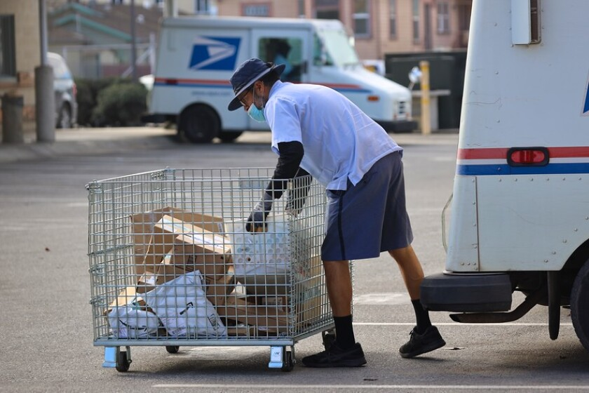 many residents still have sympathy for overworked mail carriers.