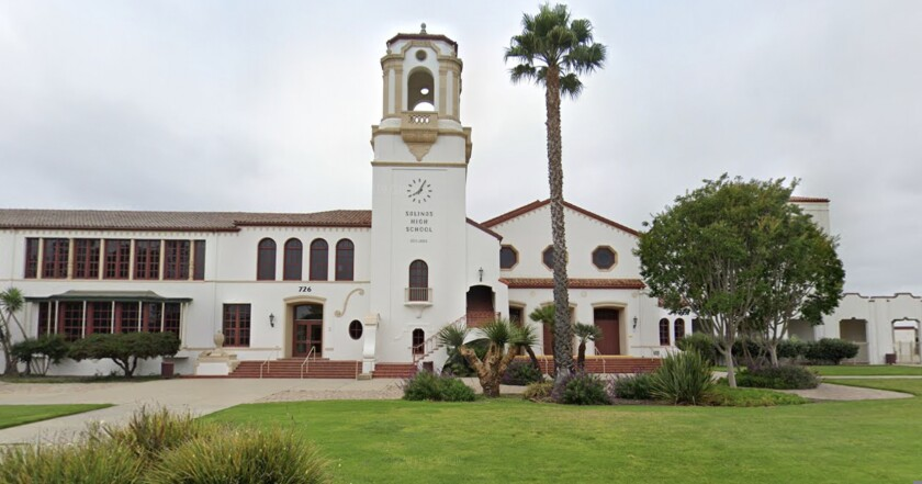 Salinas High School.