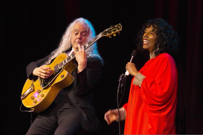 American Jazz Duo Tuck and Patti are one of 50 performances available on the Kuumbwa YouTube channel.