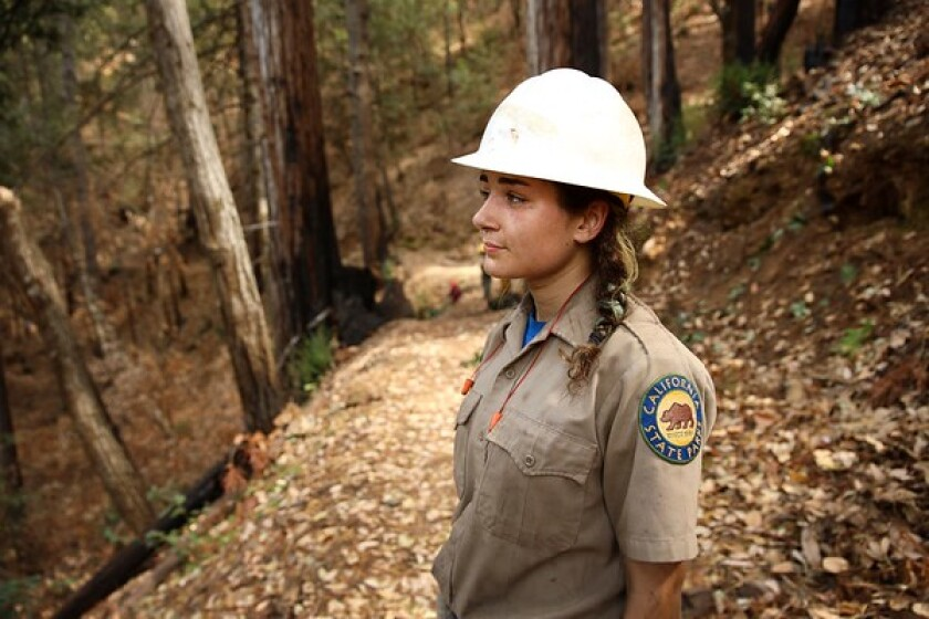 Nicole Welsh of California State Parks
