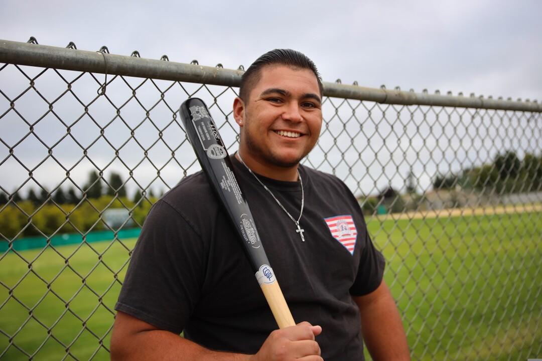 Ruben Ibarra is a happy man on a mission.