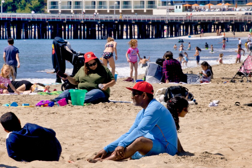 How busy will Main Beach get this Memorial Day weekend?