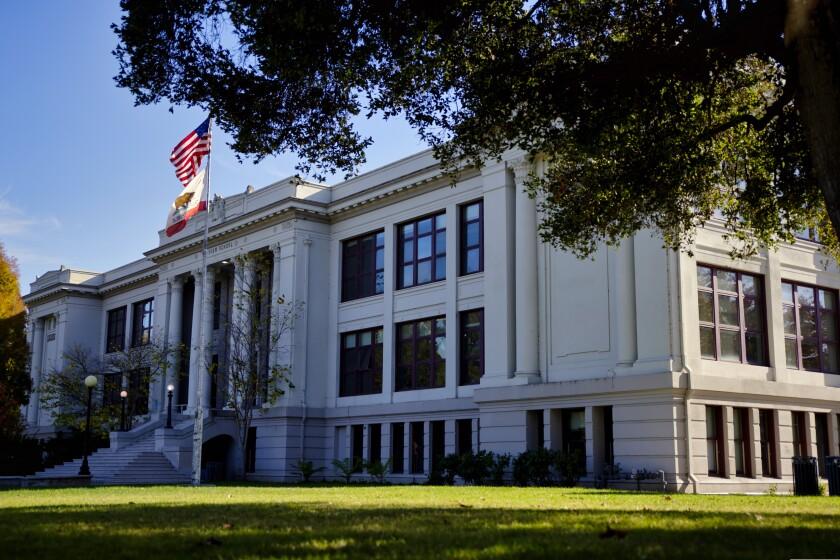 Santa Cruz High School.