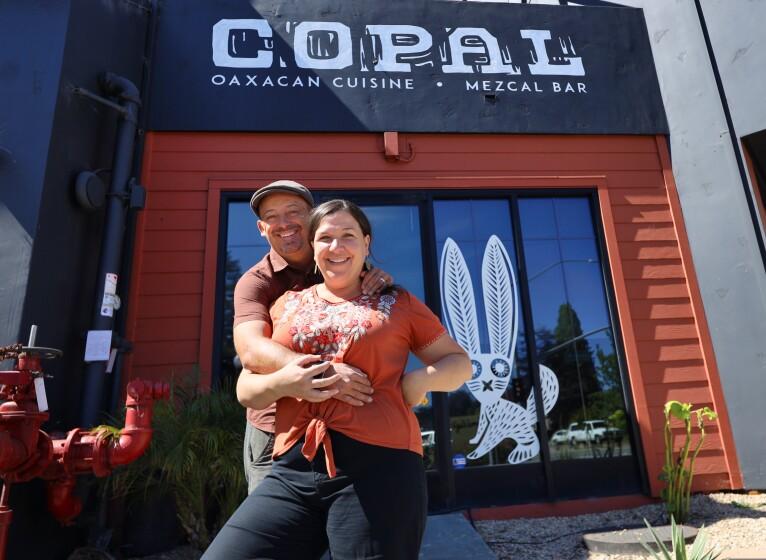 Oaxaca Norte, con mucho mole: Santa Cruz's Copal zeroes in on distinctive Mexican culture and cuisine