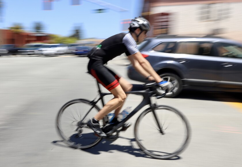 Three times as many people bike to work in Santa Cruz County than the national average.