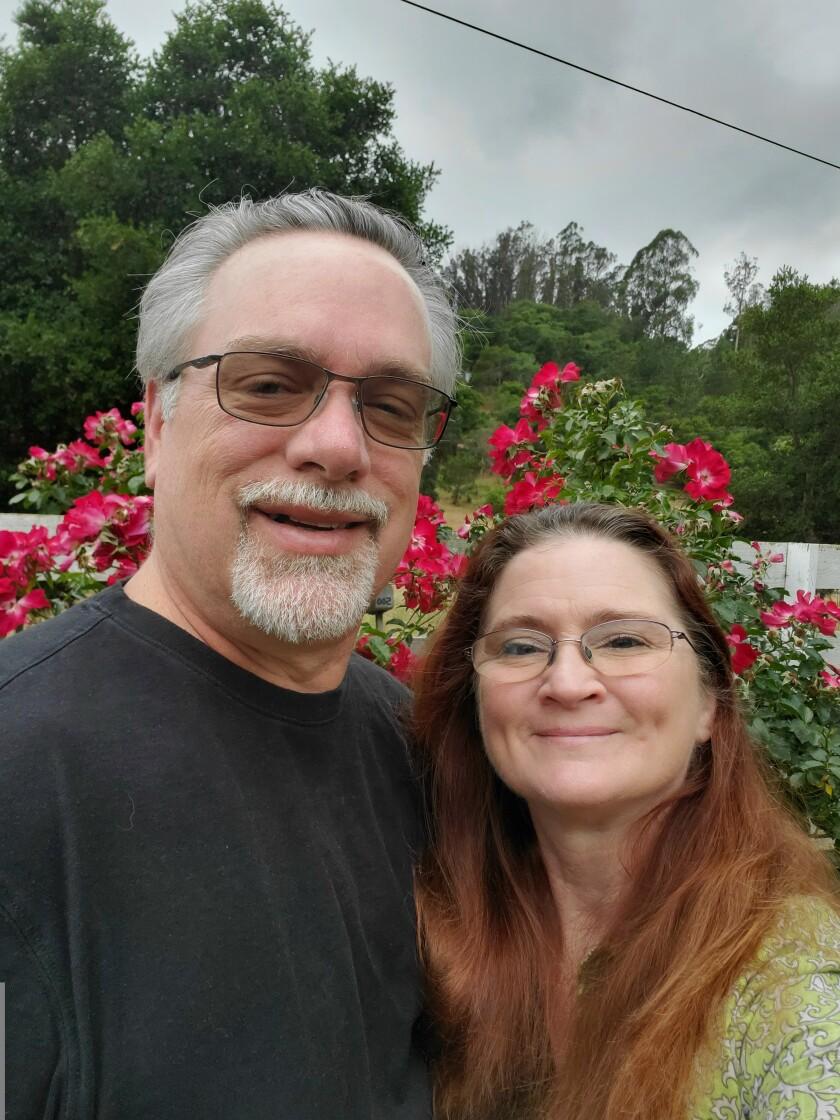 Matt and Jenya Beachy