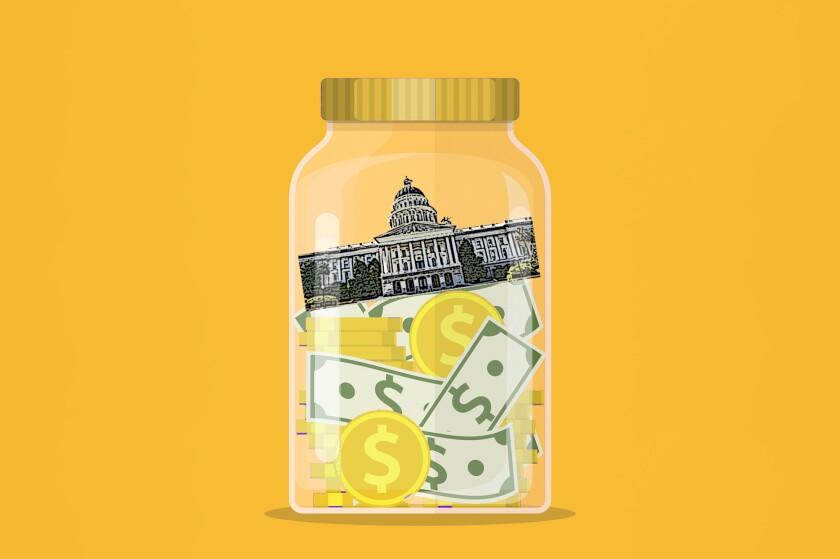 charity & politics
