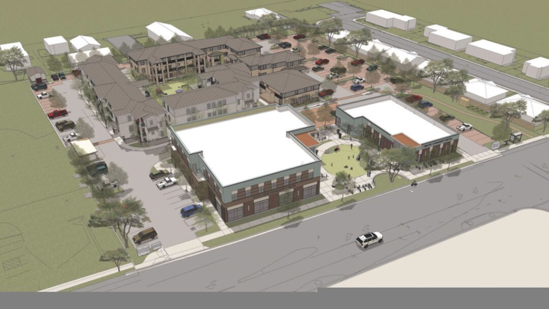 Rendering of 1500 Capitola Rd